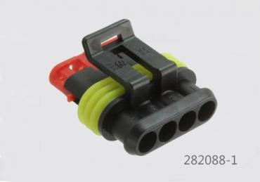 AMP 282088-1 Superseal 1.5mm series connector special use for car Urea pump system