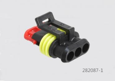 AMP 282087-1 Superseal 1.5mm series connector 3P plug female