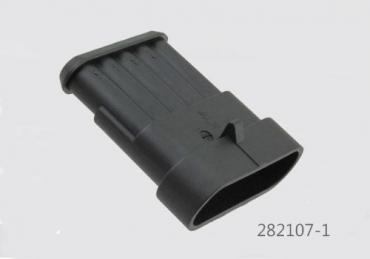 TE Connectivity AMP connectors 282107-1 Superseal 1.5 series 5 pin male housing