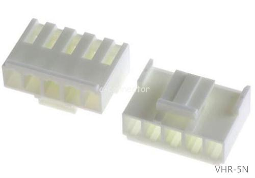5 pin 3.96 mm pitch JST housing connector VHR-5N