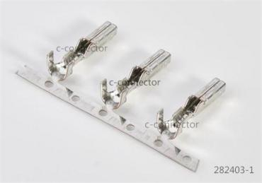 AMP connectors Superseal 1.5mm series female receptacle terminal  282403-1
