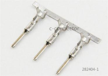 AMP connectors male tab terminal 282404-1