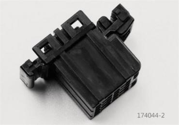 8 pin 2.5mm pitch AMP 174044-2  female plug housing connector