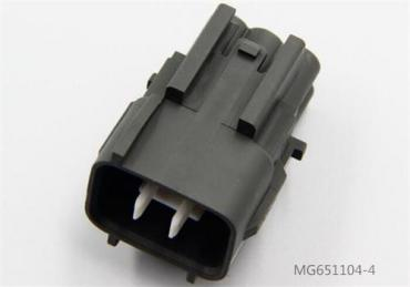 KET MG651104-4 connector 6 pin male