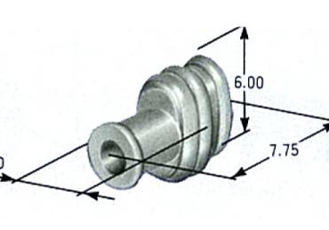 Yazaki  7157-3951-60 connector wire seal