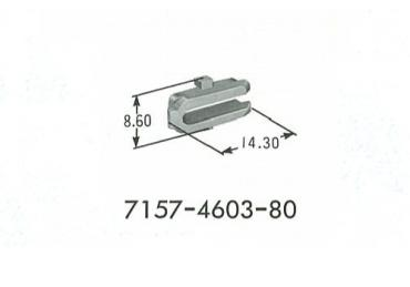 Yazaki  7157-4603-80 connector wire seal 3 pin 1.2(048)