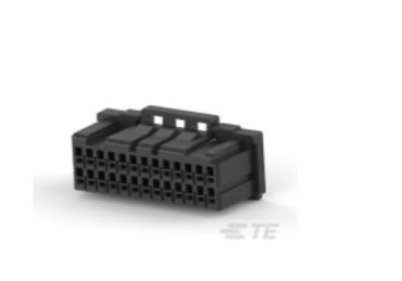 TE AMP 1-1827863-3 26 pins    housing connector