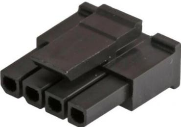 Molex 43645-0400 4 pin Receptacle housing connector