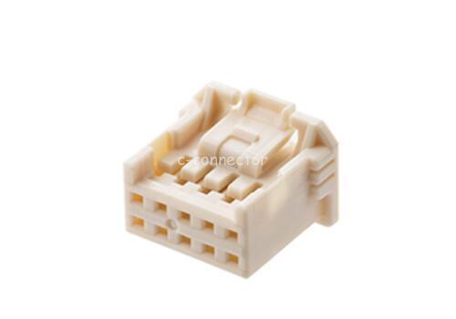 2 pcs Molex 09-50-1061 6CKT 396MM SPOX HOUSING 519506